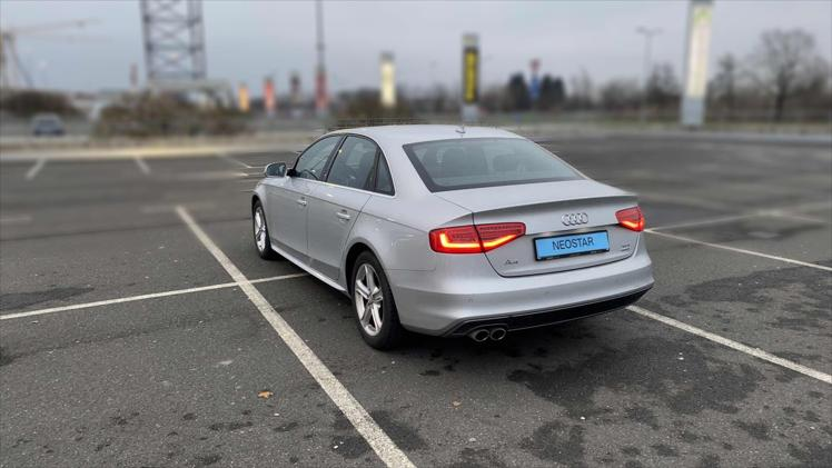 Audi Audi A4 2.0 TDI ULTRA S LINE