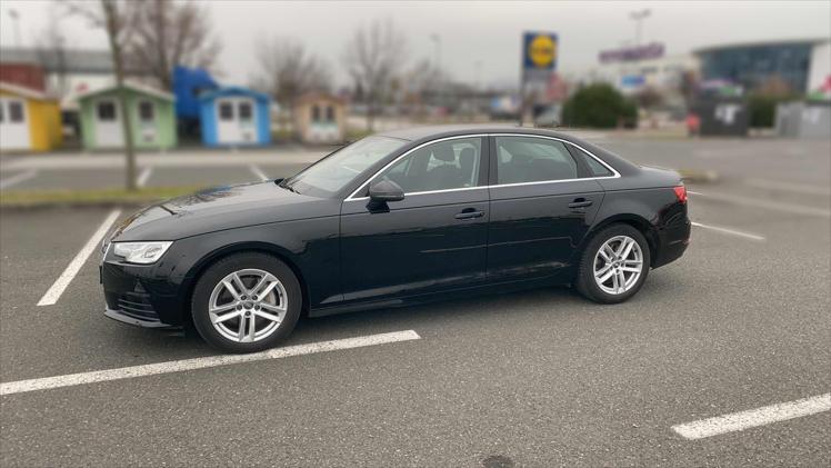 Audi A4 2,0 TDI ultra Select S tronic