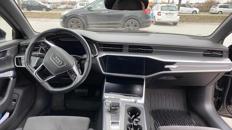 Audi A6 Avant 50 TDI quattro Dynamic Tiptronic