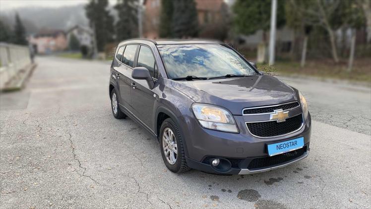 Chevrolet Orlando 2,0 VCDi LT Plus