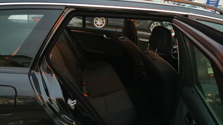 Mercedes-Benz C 180 CDI BlueEFFICIENCY