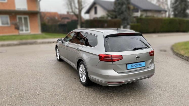 VW Passat Variant 2,0 TDI BMT Highline DSG