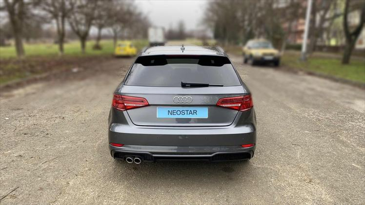 Audi A3 Sportback 2,0 TDI Sport+ S tronic