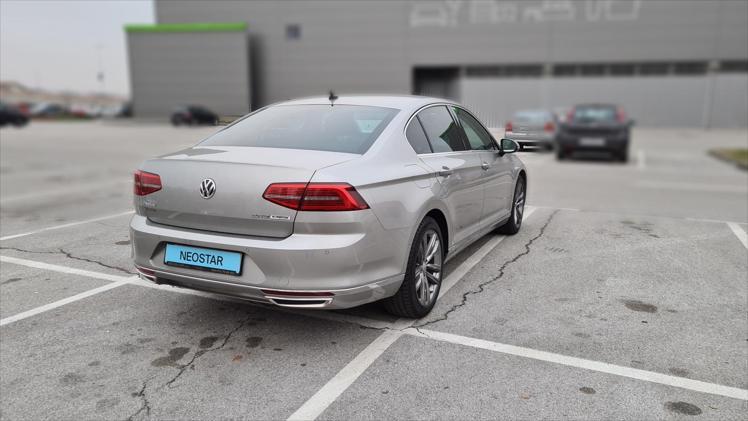 VW Passat 2,0 TDI BMT Highline DSG
