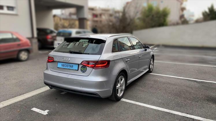 Audi A3 Sportback 1,6 TDI Sport