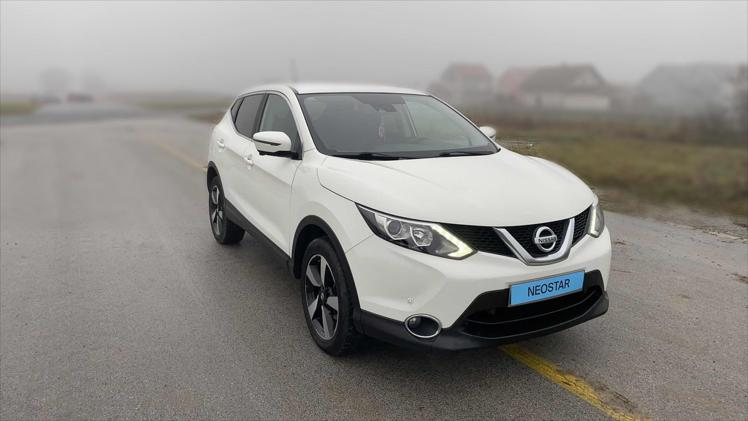 Nissan Qashqai 1,6 dCi 360°