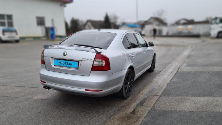 Škoda Octavia 2,0 TDI SportStyle Plus