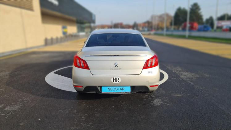 Peugeot 508 1,6 e-HDi FAP Active Aut.