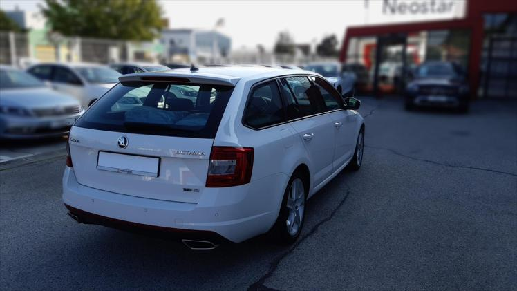 Škoda Octavia Combi 2,0 TDI RS DSG