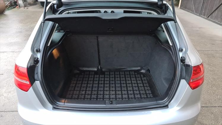 Audi A3 Sportback 2,0 TDI Attraction