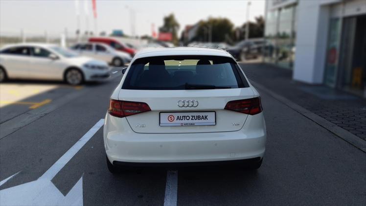 Audi A3 Sportback 1,6 TDI Ambiente Comfort