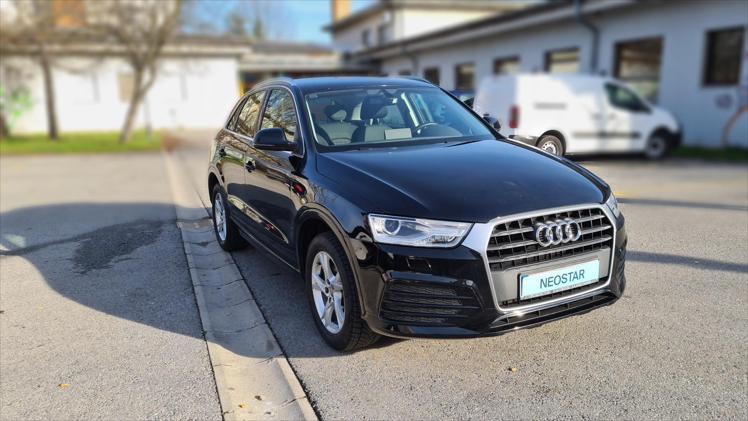 Audi Q3 2,0 TDI Sport Style
