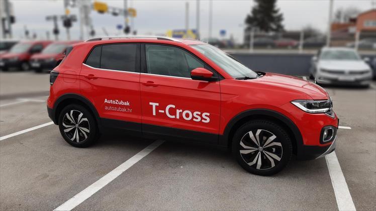 VW T-Cross 1,0 TSI BMT Style