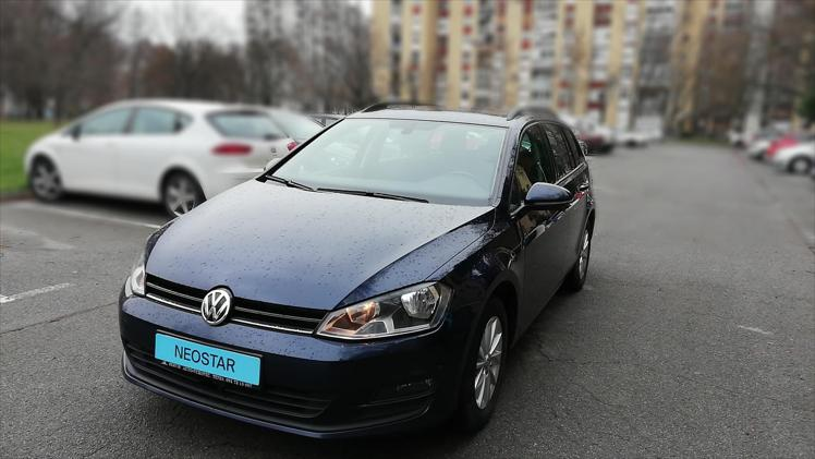 VW Golf 1,6 TDI Bluemotion Trendline