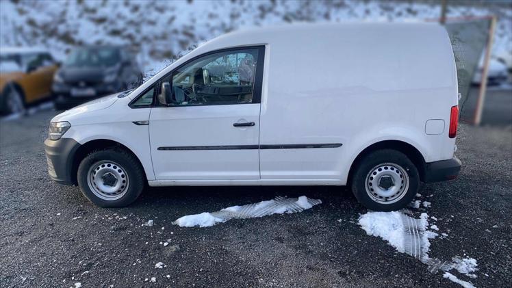VW Caddy 2,0 TDI Kombi