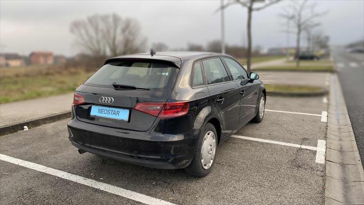 Audi A3 Sportback 1,6 TDI Attraction