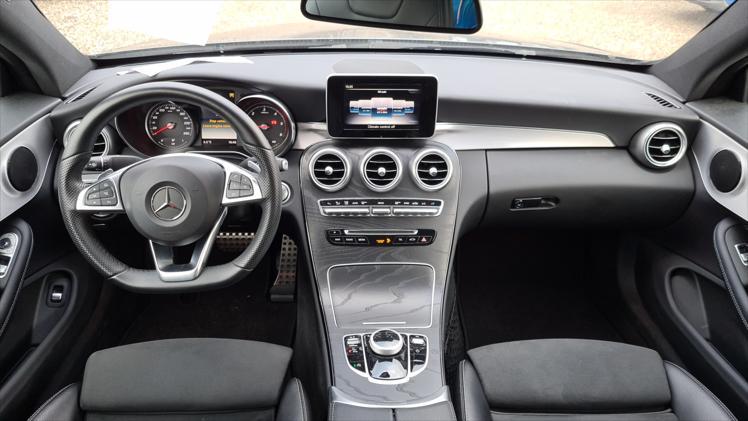 Mercedes-Benz C Coupé 220 d Aut.