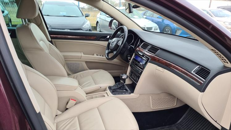Škoda Superb Combi 2,0 TDI CR Comfort DSG