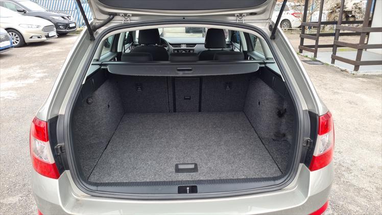 Škoda Octavia Combi 2,0 TDI L&K