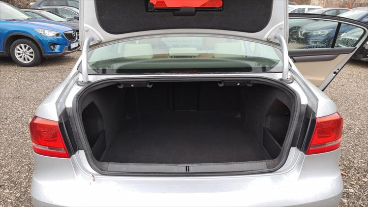 VW Passat 1,6 TDI BMT Comfortline DSG