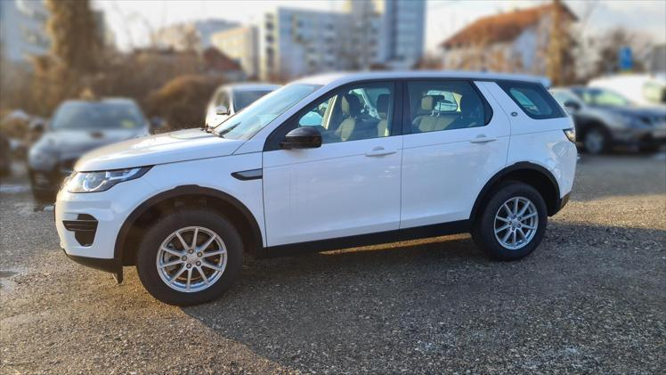 Land Rover Discovery Sport 2,0 TD4 Pure