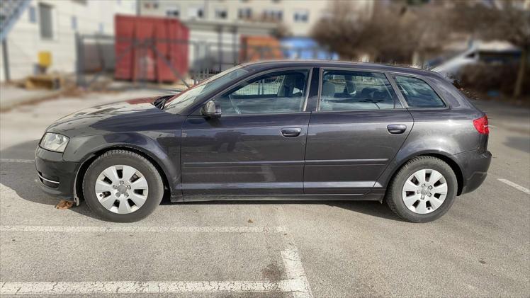 Audi A3 Sportback 1,6 TDI Ambiente