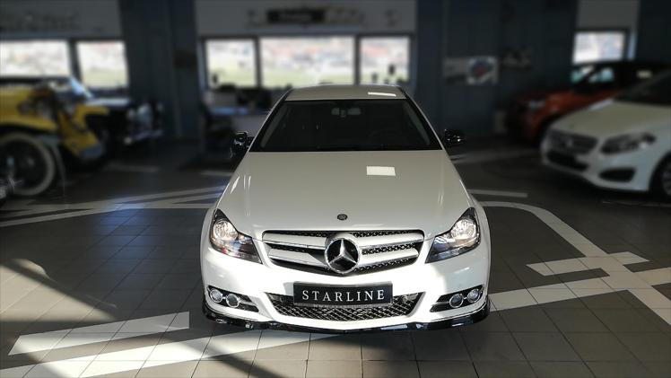 Mercedes-Benz C 220 Coupe CDI 7G-tronic Plus