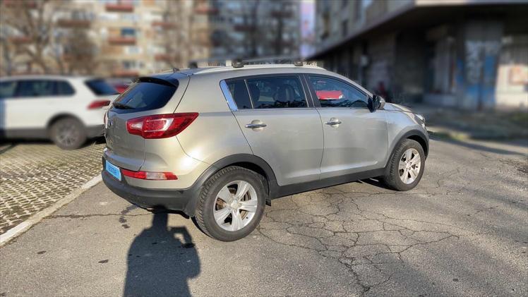 KIA Sportage 2WD 1,6 Urban
