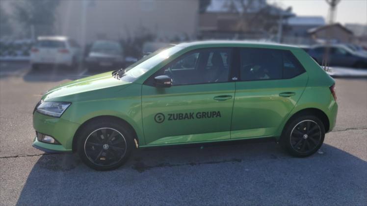 Škoda Fabia 1,0 TSI Monte Carlo