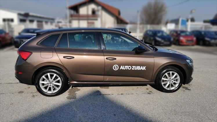 Škoda Scala 1,6 TDI Style