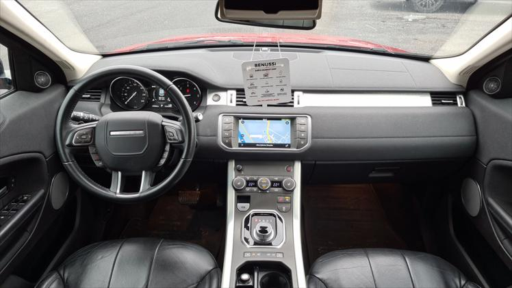 Land Rover Range Rover Evoque 2,0 TD4 SE Aut.