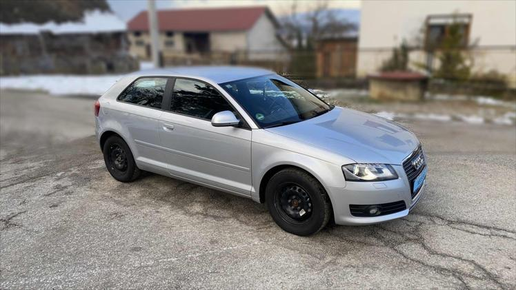 Audi A3 1,6 TDI Attraction