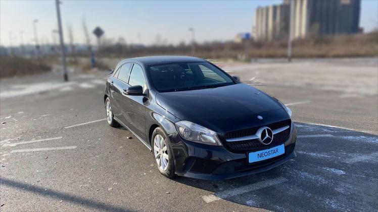 Mercedes-Benz A 180 d BlueEFFICIENCY Edition 1