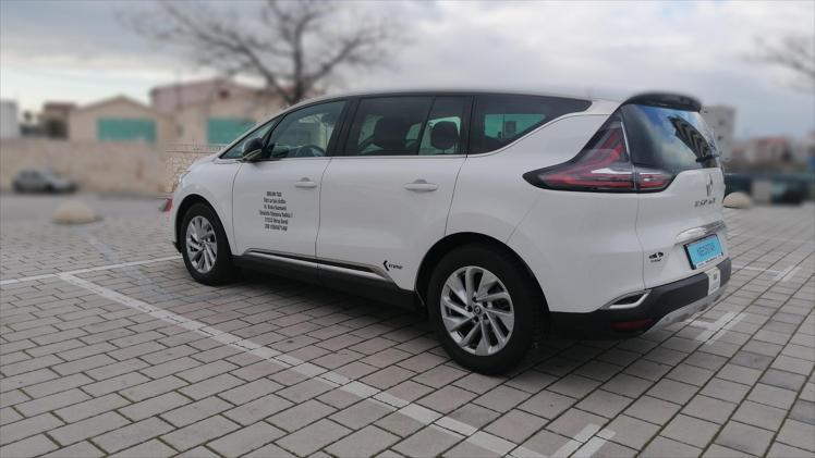 Renault Espace dCi 160 Energy Zen EDC
