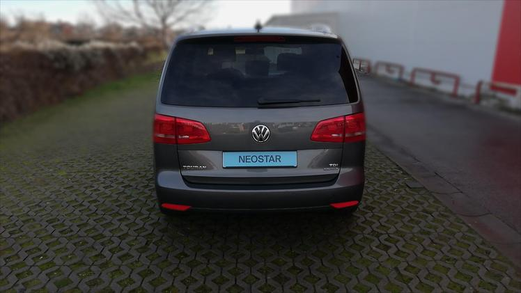VW Touran 1,6 TDI BlueMotion Tech.Comfortline