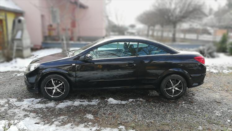 Opel Astra Twin Top 1,6 16V Cosmo
