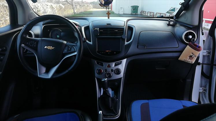 Chevrolet Trax 1,7D LT Start/Stop