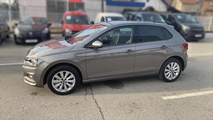 VW Polo 1,0 TSI Highline