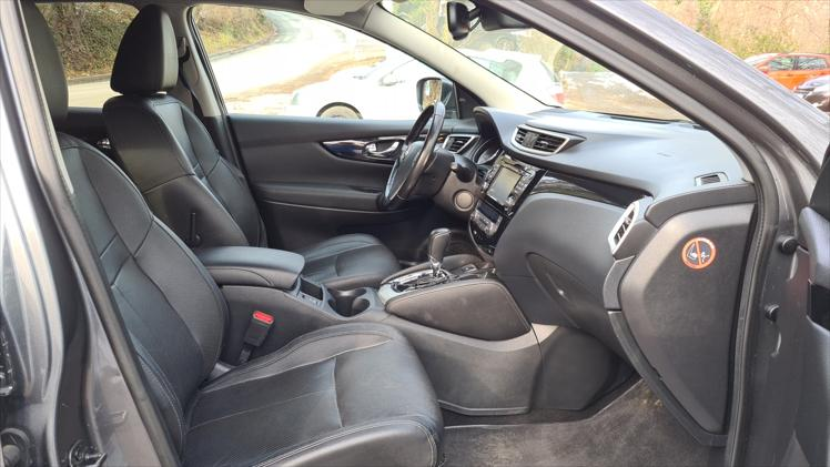 Nissan Qashqai 1,6 dCi 360° X-Tronic