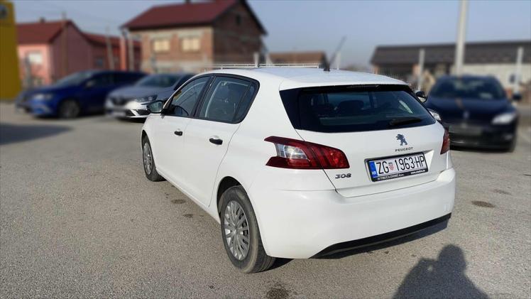 Peugeot 308 ,1,6HDI