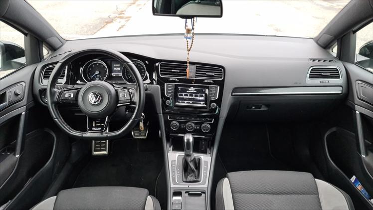 VW Golf R 4motion DSG