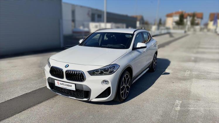 Rabljeni automobil na prodaju iz oglasa 59134 - BMW Serija X2 X2 xDrive20d M Sport Aut.