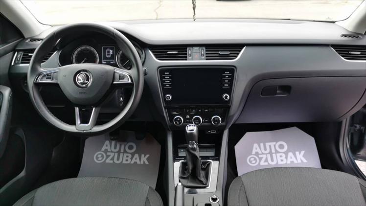 Škoda Octavia 1,6 TDI Style