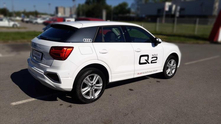 Rabljeni automobil na prodaju iz oglasa 61200 - Audi Q2 Q2 35 TFSI Advanced+