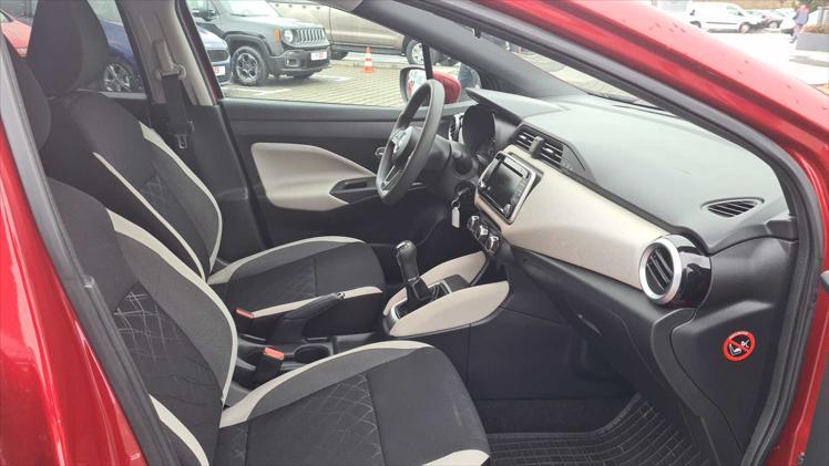 Nissan Micra 1,5 dCi Acenta