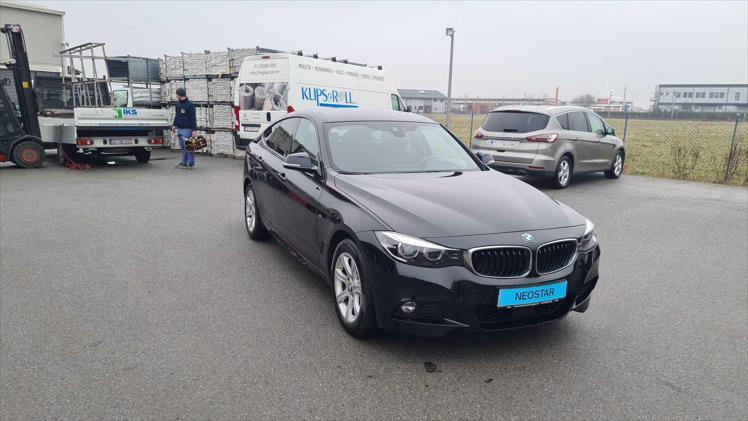 BMW 320d 4x4 Gand Tourismo Msport