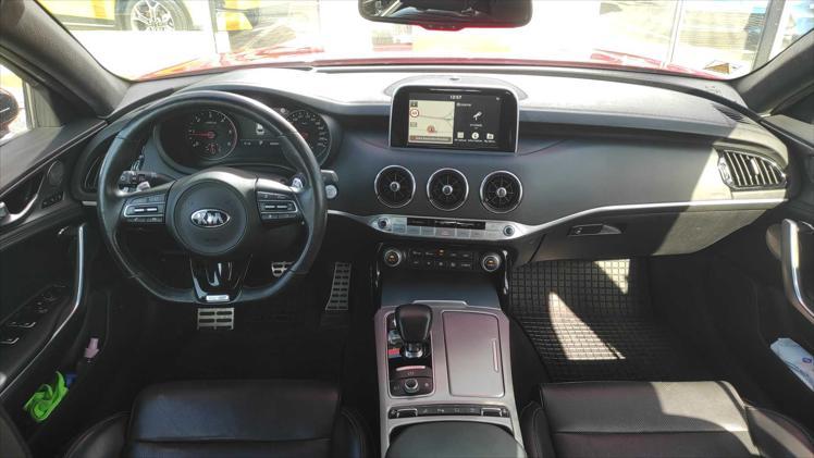 KIA Stinger AWD 2,2 CRDI GT Line Aut.