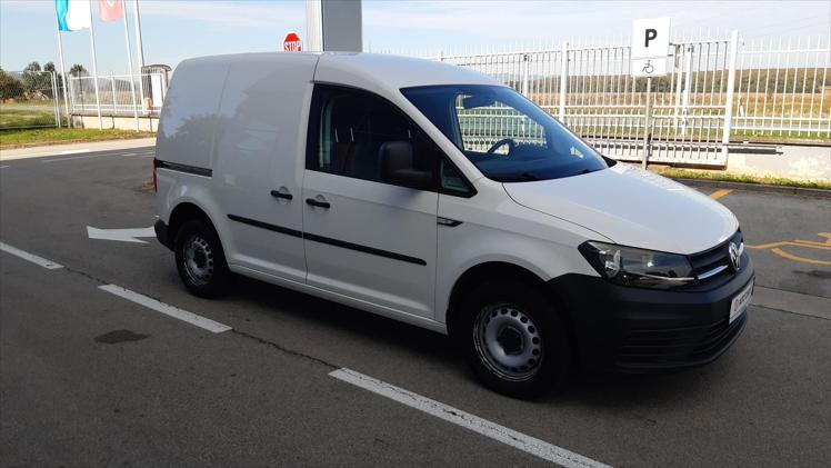 VW Caddy Furgon 2,0 TDI