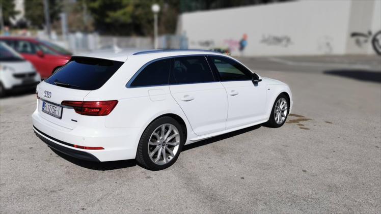 Rabljeni automobil na prodaju iz oglasa 58831 - Audi A4 2.0TDI 3X s-line