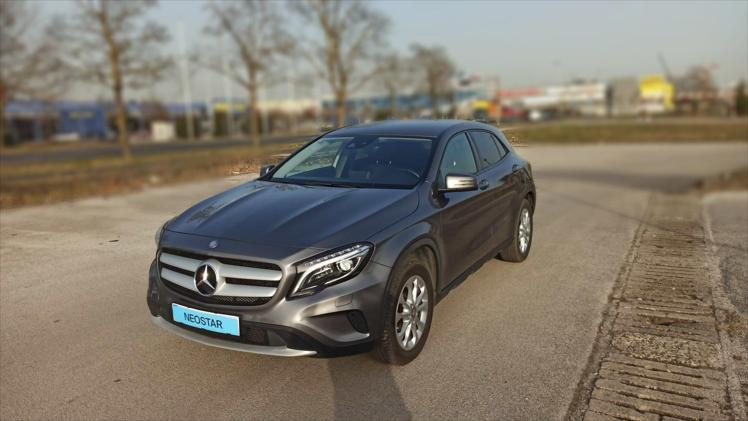 Rabljeni automobil na prodaju iz oglasa 58828 - Mercedes-Benz GLA-Klasa GLA 220 d 4MATIC Aut.
